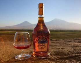 Як зробити і як пити вірменський коньяк фото