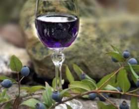 Як зробити вино з чорниці? фото