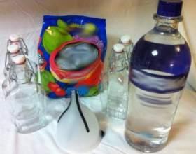 Як зробити горілку зі спирту в домашніх умовах фото