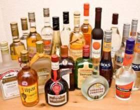 Які алкогольні напої найшкідливіші? фото