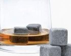 Камені для віскі замість кубиків льоду фото