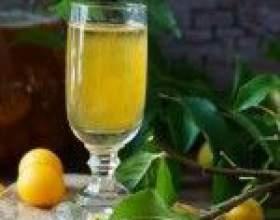 Класична настоянка з аличі на горілці (самогоні, спирті) фото