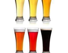 Класифікація пива фото