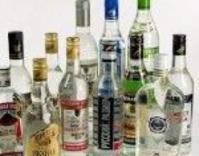 Класи горілки в залежності від якості спирту фото