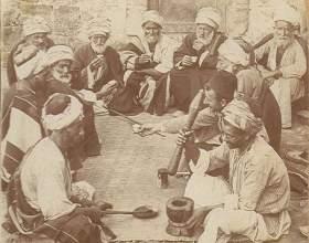Кава: історія, види, особливості виробництва фото