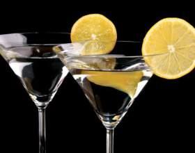 Коктейлі з мартіні, або з якими соками поєднується знаменитий напій? фото
