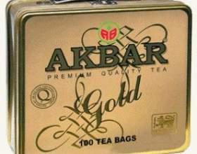 """Колекція чаю """"акбар"""" фото"""