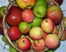 Компот яблучний з часточок на зиму фото