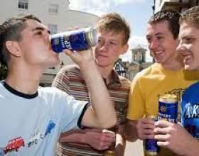 Компромісне ставлення до алкоголю фото