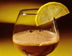 Коньяк з лимонним соком фото