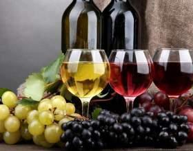 Червоне і біле сухе вино в домашніх умовах фото