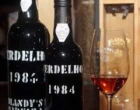 Кріплене вино мадера фото