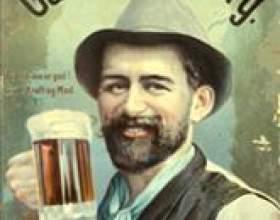 Хто придумав пиво, історія пива фото