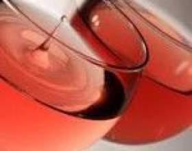 Культура вживання рожевого вина фото