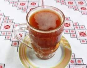 Рецепт квасу з сухарів фото