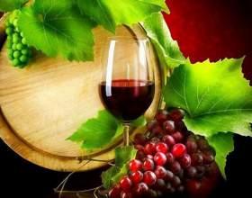 Лікер з винограду на горілці фото