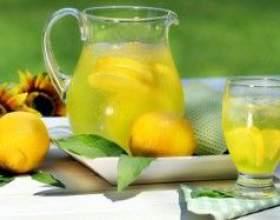 """Лимонад - готуємо самі С""""РѕС'Рѕ"""
