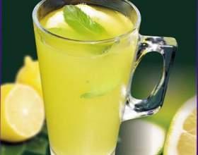 Лимонне вино фото