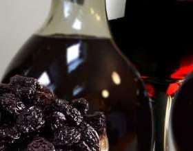 Краще вино з чорносливу в домашніх умовах фото