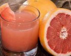 Кращі рецепти грейпфрутових настоянок фото