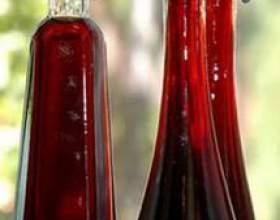 Кращі рецепти виноградних наливок фото