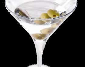 Мартіні з горілкою - улюблений коктейль бондів фото