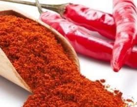 Маска для волосся з настоянки червоного перцю фото