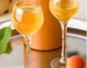 Методика приготування вина з абрикосів фото