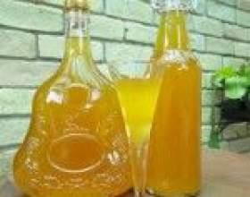 Методи приготування абрикосових наливок фото