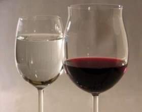 Чи можна розбавляти водою вино фото