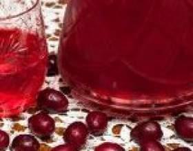 Наливки з кизилу - кращі рецепти (з горілкою і без) фото