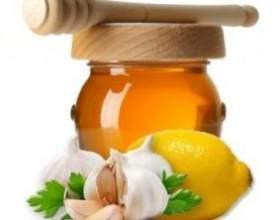 Настоянка часник мед лимон фото
