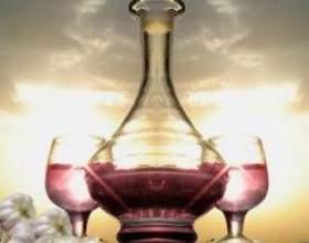 """Настоянка часнику на червоному вині С""""РѕС'Рѕ"""