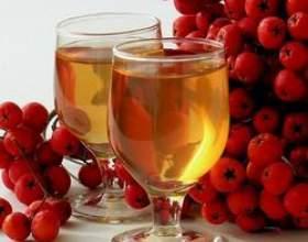 Настоянка з горобини червоної в домашніх умовах фото