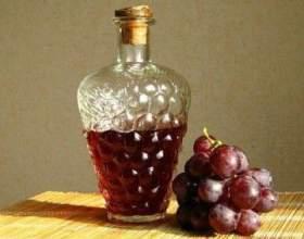 Настоянка з винограду на горілці - джерело здоров`я і життєвих сил фото