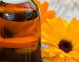 Настоянка календули - властивості і лікування в домашніх умовах фото