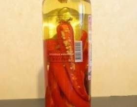 Настоянка червоного перцю для росту волосся фото