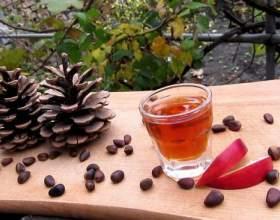 Настоянка на кедрових горіхах на горілці - рецепт фото