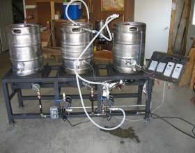 Недорога саморобна домашня пивоварня фото