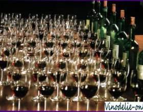 Основи дегустації вин фото
