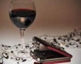 Особливості поєднання вина і сигарет фото
