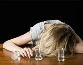 Від чого залежить смертельна доза алкоголю? фото