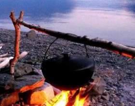 """Відпочинок на природі - готуємо на вогнищі смачні напої С""""РѕС'Рѕ"""