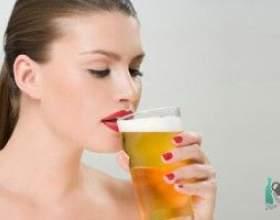 Пивний алкоголізм у жінок фото