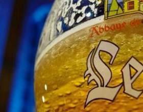 Пиво leffe blonde фото