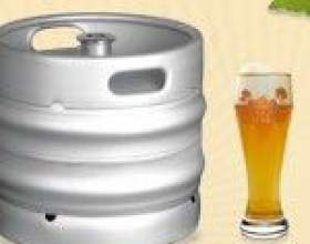 Пиво в кегах замість скляних і пластикових пляшок фото