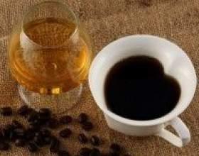 П`ять кращих рецептів кави з коньяком фото