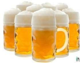 Чому виникає похмілля від пива? фото