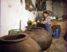 Підготовка до приготування вина фото