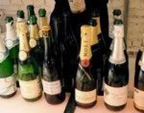 Детальна класифікація шампанського (сорти і види) фото